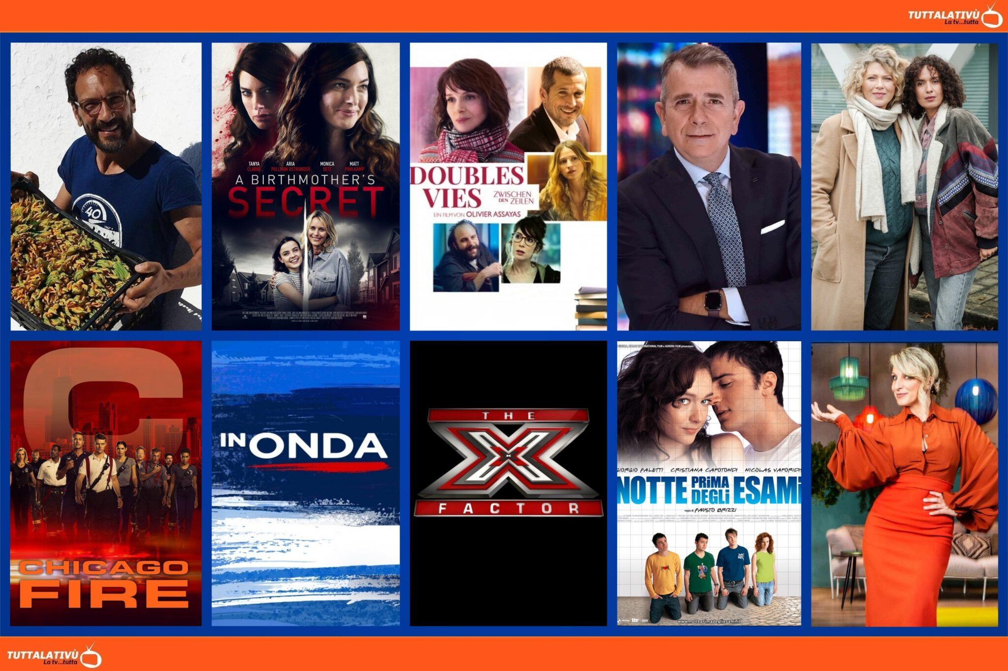 GuidaTV 1 Settembre 2021: Linea Verde Radici, la miniserie Gloria, Chicago Fire, Il gioco delle coppie, Zona Bianca, D'amore e d'accordo (RealTime)