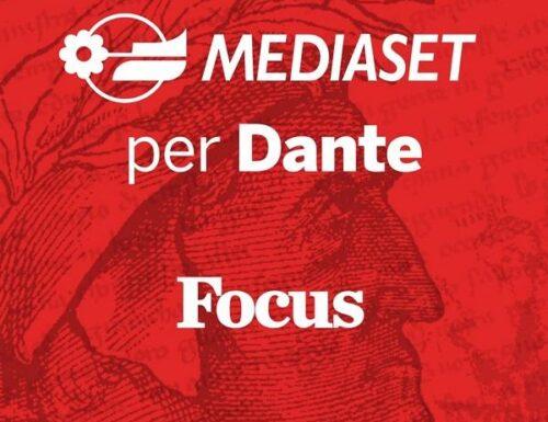 #Mediaset compirà un esperimento mai visto prima: 41 ore no-stop dedicate a Dante su #Focus