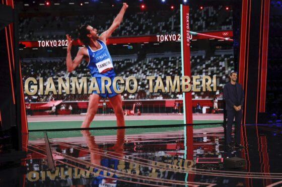 """Il weekend """"sportivo"""" di #Canale5: tra #verissimo e #tusiquevales, si comincia con Tamberi"""