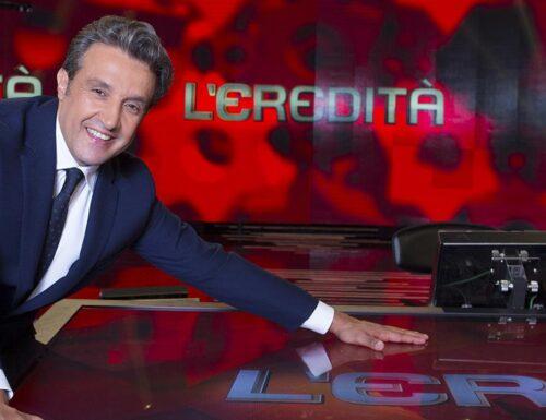 """Da oggi su #Rai1 torna l'appuntamento con """"L'Eredità"""", game show che festeggia 20 anni!"""