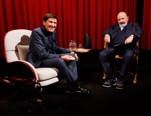 Stasera torna l'appuntamento con #lintervista di Maurizio Costanzo: in seconda serata su #Canale5