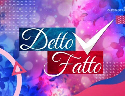#DettoFatto potrebbe finire a giugno, in arrivo un nuovo programma di Guardì?