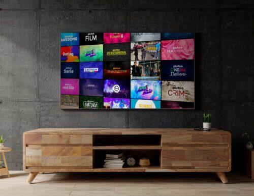 #PlutoTv sbarca in Italia con 40 canali esclusivi e tanti contenuti on-demand e gratuiti!