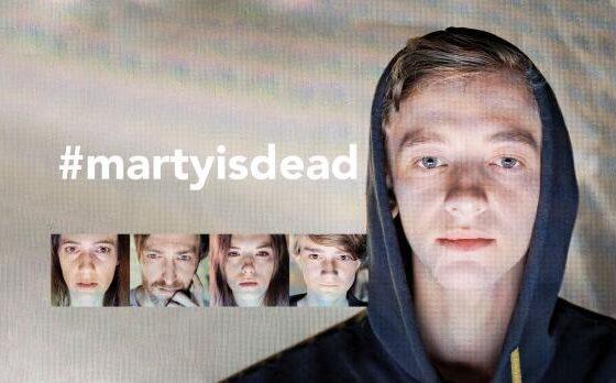 Debutta su #Italia1 l'attesa serie tv #MartyIsDead, ispirata al cyberbullismo trionfatrice agli Emmy