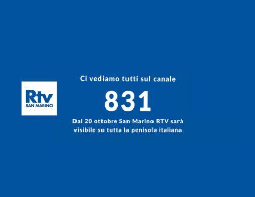 Da oggi al via la transizione verso il nuovo digitale terrestre: San Marino Rtv visibile a tutti!
