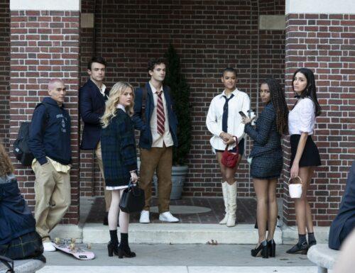 Su #Sky arriva la nuova attesissima stagione di #GossipGirl, serie tv cult da due decenni!