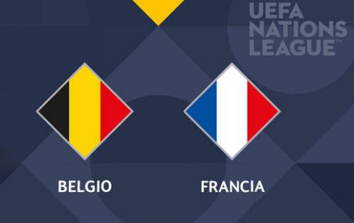 #NationsLeague, seconda semifinale #BelgioFrancia in diretta esclusiva sul #Canale20: il programma