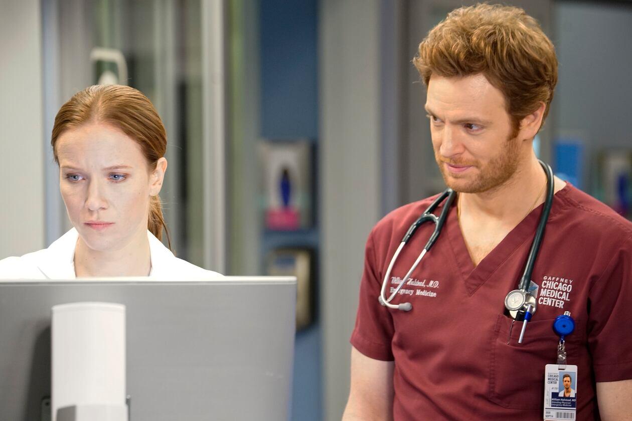 SerieTivu: Chicago Med 5 ultimo appuntamento. Tornano i medici e gli infermieri del Chicago Medical Center, in prima tv free su Italia1