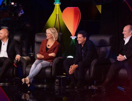 Live 16 ottobre 2021 · Tu si que vales 2021, quinta puntata. Con Belen Rodriguez, Martin Castrogiovanni e Alessio Sakara, su Canale5