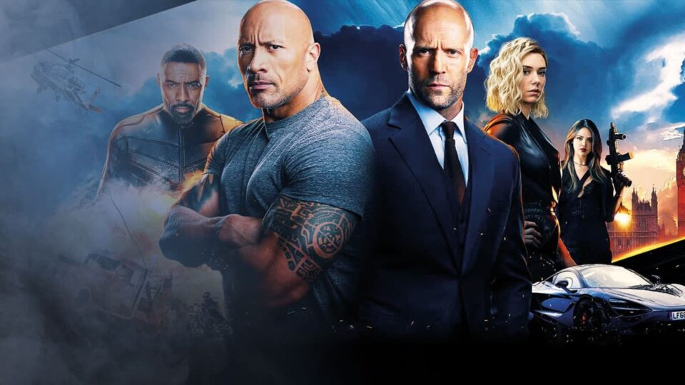 CinemaTivu · Fast & Furious: Hobbs & Shaw (Usa/Uk 2019), con Dwayne Johnson e Jason Statham, diretto da David Leitch, in prima tv su Canale5