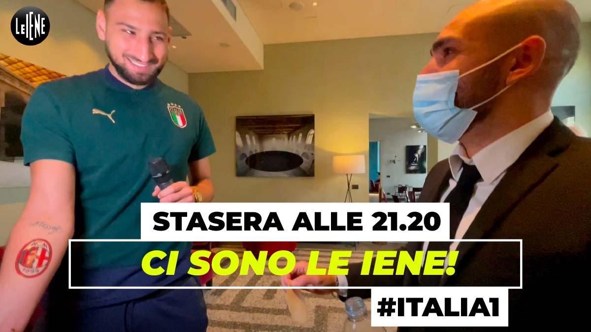Live 12 ottobre 2021 · Le Iene Show 2021 secondo appuntamento, con Nicola Savino ed Elodie. Ideato da Davide Parenti, in prime time su Italia1