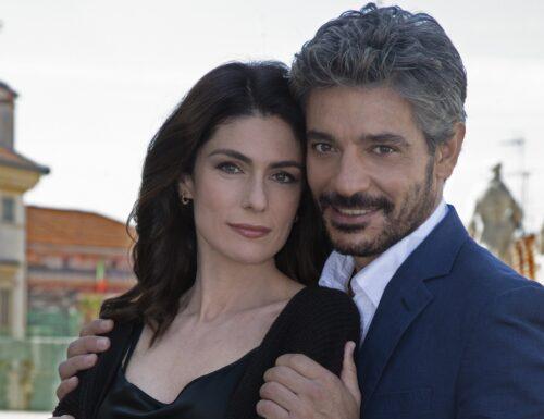 Fiction Club · Luce dei tuoi occhi, quinta puntata. Con Anna Valle e Giuseppe Zeno, in onda in prima visione assoluta, su Canale5