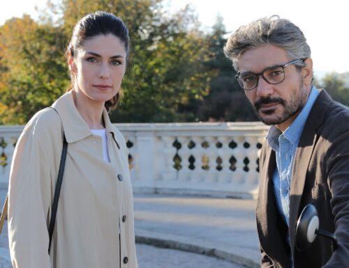 Fiction Club · Luce dei tuoi occhi, ultima puntata. Con Anna Valle e Giuseppe Zeno, in onda in prima visione assoluta, su Canale5