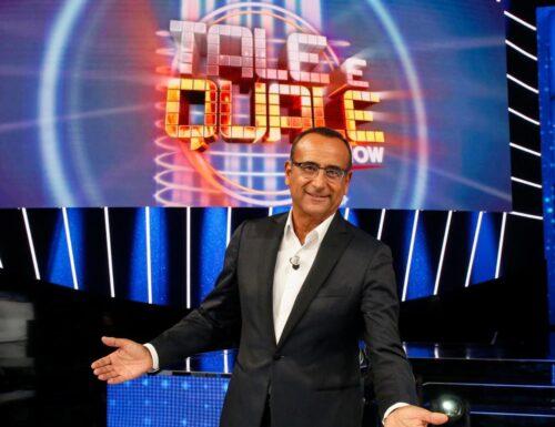 Live 22 ottobre 2021 · #TaleeQualeShow 2021, sesta puntata. Con Carlo Conti, in tv l'undicesima edizione in prime time su RaiUno