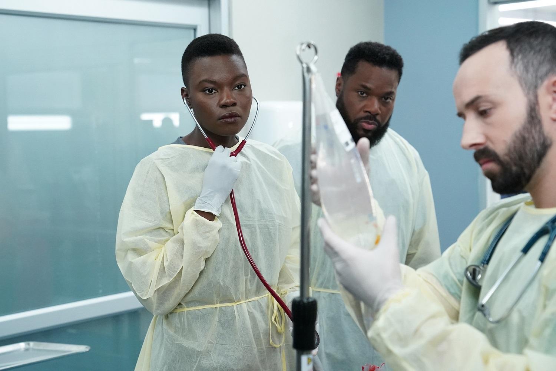 SerieTivu: The Resident 3 primo appuntamento. Con protagonista Matt Czuchry nei panni del dottor Conrad Hawkins, in prima tv su RaiDue