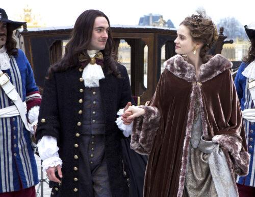 SerieTivu: Versailles, terzo appuntamento. Con protagonista George Blagden nel ruolo di Luigi XIV di Francia, in prima tv free su La7