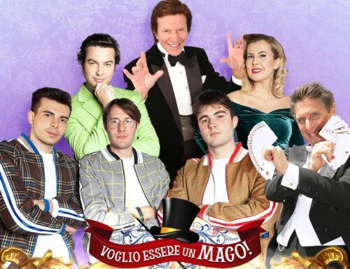 Live 5 ottobre 2021: Voglio essere un mago!, terza puntata, il reality talent sul mondo della magia con Raul Cremona e Silvan, su Rai 2