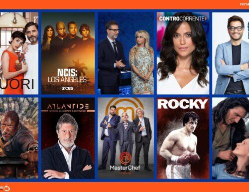 TuttalaTivu · GuidaTV 17 Ottobre 2021: Parte la fiction Cuori, tra l'ultima di Scherzi a parte, Che tempo che fa, Controcorrente, MasterChef Italia e le pellicole Rocky e Cime Tempestose (Tv2000)