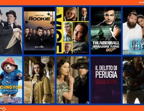 TuttalaTivu · GuidaTV 9 Ottobre 2021: Tu si que vales, tra il film Stanlio & Ollio, Paddington 2, La maschera di Zorro, la prima stagione della serie Versailles, A bluebird in my heart (su Rai4). Vincitori speciale Copio Share per la serie Morgane