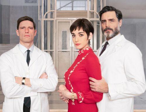 Fiction Club · Cuori, primo appuntamento. Con protagonisti Daniele Pecci, Matteo Martari e Pilar Fogliati, in prima assoluta su RaiUno