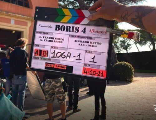 Cominciate a Roma le riprese della quarta stagione di #Boris, che sarà disponibile su #DisneyPlus