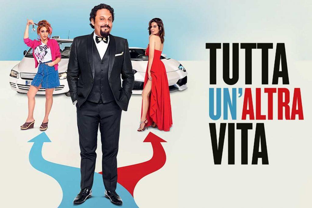 CinemaTivu: Tutta un'altra vita (Ita 2019), con Enrico Brignano, Ilaria Spada e Paola Minaccioni, diretto da Alessandro Pondi, in prima tv su RaiUno
