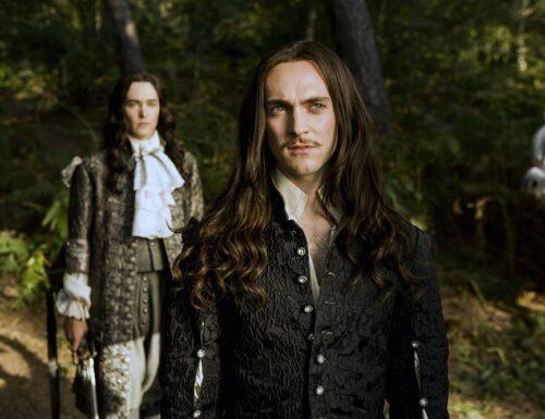 SerieTivu: Versailles, primo appuntamento. Con protagonista George Blagden nel ruolo di Luigi XIV di Francia, in prima tv free su La7