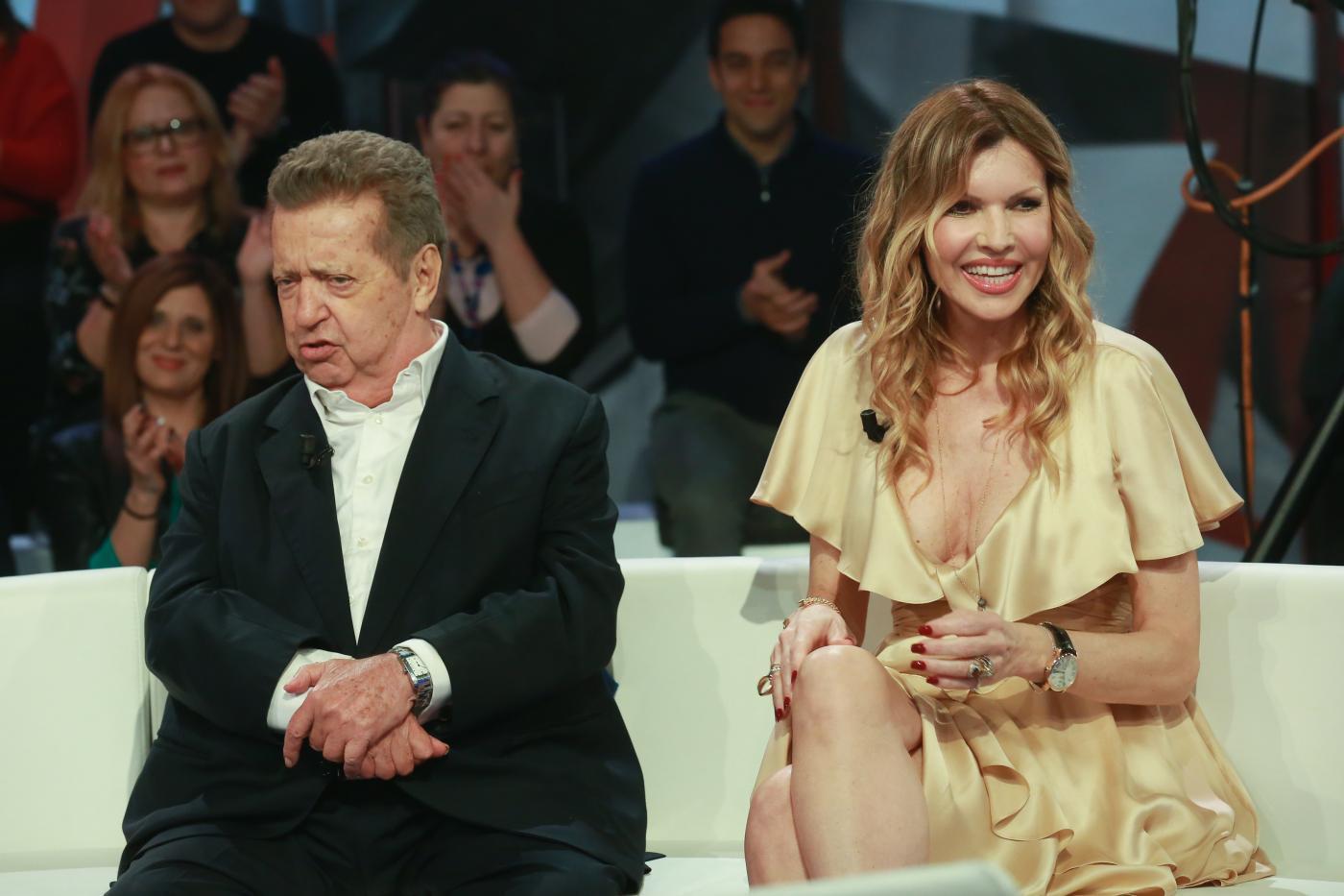 Live 1 marzo 2020, Domenica Live (Canale 5)